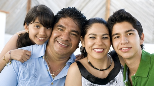 Adolescents and their families have different needs than adults.
